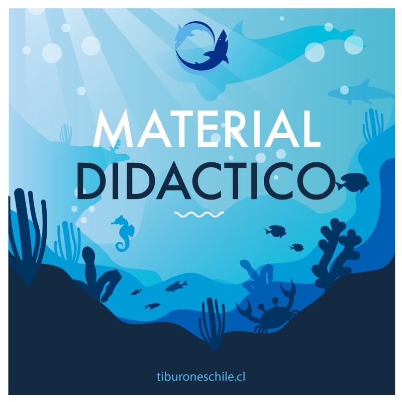 Material Didactico - Programa de Conservacion de Tiburones